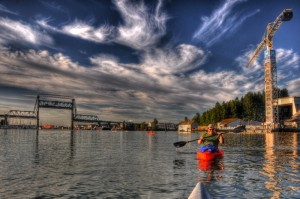 Wednesday on the Water in Tacoma